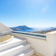 Villa Kiziltas 2 Турция, Калкан - отзывы, цены и фото номеров - забронировать отель Villa Kiziltas 2 онлайн балкон