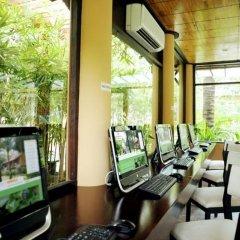 Отель Vinh Hung Riverside Resort & Spa фитнесс-зал фото 3