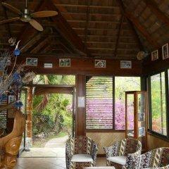 Отель Nuku Hiva Keikahanui Pearl Lodge развлечения
