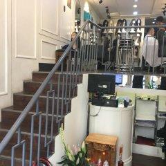Апартаменты Ju Style Apartment интерьер отеля