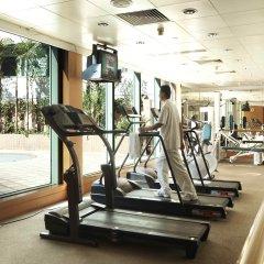 Отель Grand Park Kunming Куньмин фитнесс-зал