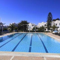 Отель Djerba Haroun Тунис, Мидун - отзывы, цены и фото номеров - забронировать отель Djerba Haroun онлайн бассейн фото 3