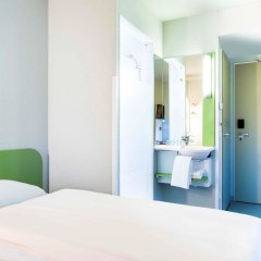 Отель Ibis budget Leipzig City комната для гостей фото 2