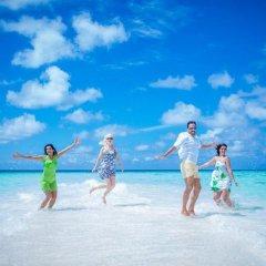 Отель Velana Blu Maldives пляж