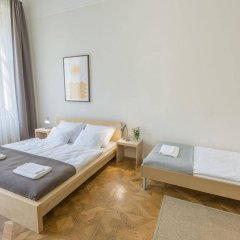 Апартаменты Bohemia Apartments Prague Centre комната для гостей фото 4