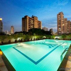 Апартаменты Orchid View Apartment Бангкок бассейн фото 2