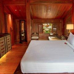 Отель Burasari Heritage Luang Prabang 4* Номер Делюкс с различными типами кроватей фото 2