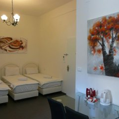 Апартаменты City Center Apartments Хайфа комната для гостей фото 4