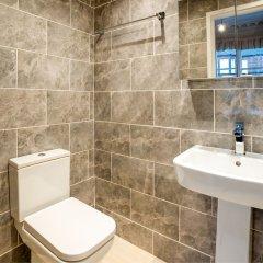 Отель Onslow Guesthouse Великобритания, Глазго - отзывы, цены и фото номеров - забронировать отель Onslow Guesthouse онлайн ванная