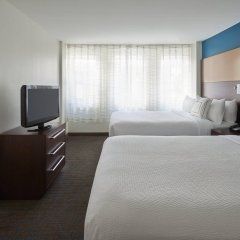Отель Residence Inn by Marriott Montreal Downtown Канада, Монреаль - отзывы, цены и фото номеров - забронировать отель Residence Inn by Marriott Montreal Downtown онлайн комната для гостей фото 4