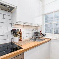 Отель 1 Bedroom for 2 Guests in Marvellous Notting Hill Великобритания, Лондон - отзывы, цены и фото номеров - забронировать отель 1 Bedroom for 2 Guests in Marvellous Notting Hill онлайн фото 4