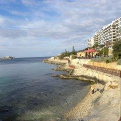 Отель Maltese Rooms Мальта, Слима - отзывы, цены и фото номеров - забронировать отель Maltese Rooms онлайн пляж