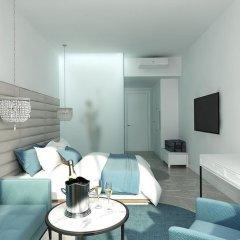 Club-hotel Bora-Bora Анапа комната для гостей фото 3