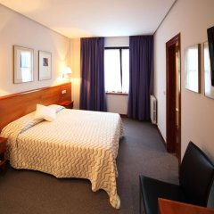 Отель Anoeta Испания, Сан-Себастьян - отзывы, цены и фото номеров - забронировать отель Anoeta онлайн комната для гостей фото 4