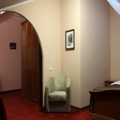 Гостиница Воскресенская сейф в номере