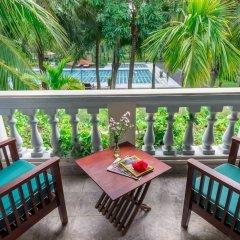 Отель le belhamy Hoi An Resort and Spa балкон