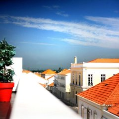 Benavente Vila Hotel балкон