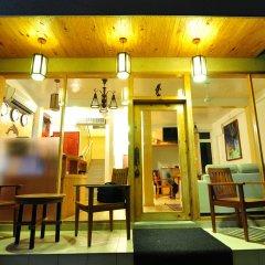 Отель Koamas Lodge питание