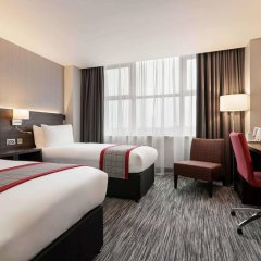 Отель Ramada by Wyndham East Kilbride комната для гостей фото 5