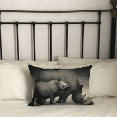 Отель Kromrivier Farm Stays с домашними животными