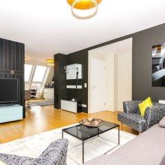Апартаменты Abieshomes Serviced Apartments - Messe Prater комната для гостей фото 2