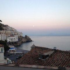 Отель Croce di amalfi Италия, Амальфи - отзывы, цены и фото номеров - забронировать отель Croce di amalfi онлайн пляж фото 2