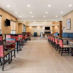 Отель Comfort Suites Columbus Airport США, Колумбус - отзывы, цены и фото номеров - забронировать отель Comfort Suites Columbus Airport онлайн питание фото 3