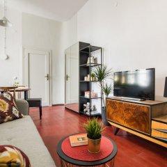 Отель Aparthotel Nowy Świat 28 Польша, Варшава - отзывы, цены и фото номеров - забронировать отель Aparthotel Nowy Świat 28 онлайн комната для гостей фото 3
