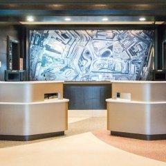 Отель Courtyard New York JFK Airport США, Нью-Йорк - отзывы, цены и фото номеров - забронировать отель Courtyard New York JFK Airport онлайн интерьер отеля фото 3