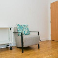 Отель Finsbury Park 2 Bedroom Flat On The Canal Великобритания, Лондон - отзывы, цены и фото номеров - забронировать отель Finsbury Park 2 Bedroom Flat On The Canal онлайн удобства в номере фото 2