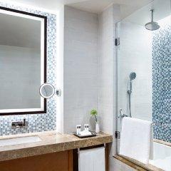 Отель Swissotel Al Ghurair Dubai Дубай ванная
