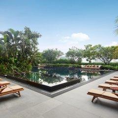 Отель Grande Centre Point Hotel Ratchadamri Таиланд, Бангкок - 1 отзыв об отеле, цены и фото номеров - забронировать отель Grande Centre Point Hotel Ratchadamri онлайн бассейн фото 2