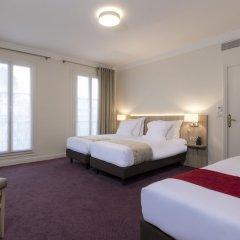 Отель Hôtel Opera Lafayette комната для гостей фото 5