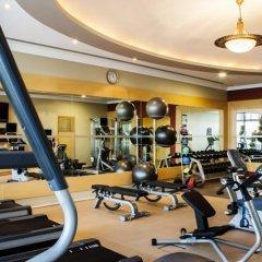 Отель Hilton Sharjah ОАЭ, Шарджа - 10 отзывов об отеле, цены и фото номеров - забронировать отель Hilton Sharjah онлайн фитнесс-зал фото 4