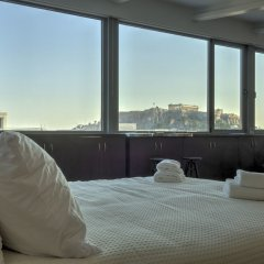 Отель Troulanda Acropolis Suites Афины балкон