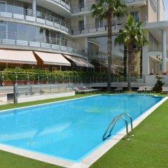 Mediterraneo Palace Hotel Амантея бассейн фото 2