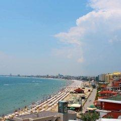 Отель KIPARISITE Солнечный берег пляж