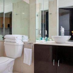 Отель Suites Coben Apartamentos Amueblados Мехико ванная фото 2