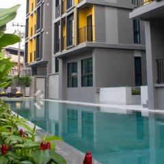 Отель iSanook Таиланд, Бангкок - 3 отзыва об отеле, цены и фото номеров - забронировать отель iSanook онлайн бассейн