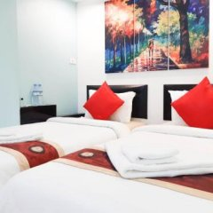 Khaosan Art Hotel Бангкок фото 4