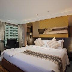 Отель Golden Tulip Mandison Suites Таиланд, Бангкок - 2 отзыва об отеле, цены и фото номеров - забронировать отель Golden Tulip Mandison Suites онлайн комната для гостей фото 3