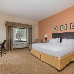 Отель Holiday Inn Express and Suites Lafayette East комната для гостей фото 5