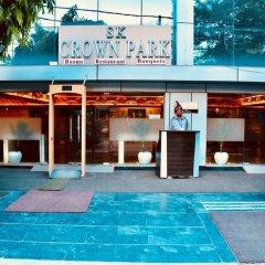 Hotel S. K Crown Park Naraina бассейн