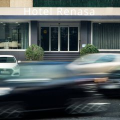 Sweet Hotel Renasa Валенсия парковка