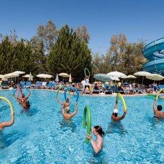 Dosi Hotel Турция, Сиде - отзывы, цены и фото номеров - забронировать отель Dosi Hotel - All Inclusive онлайн фитнесс-зал фото 4