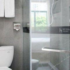 Отель H Life Hotel Китай, Шэньчжэнь - отзывы, цены и фото номеров - забронировать отель H Life Hotel онлайн ванная