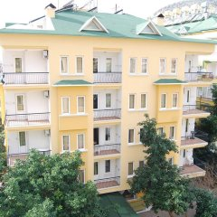 Select Apart Hotel балкон