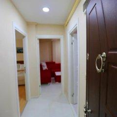 Апартаменты Istanbul Family Apartments сейф в номере