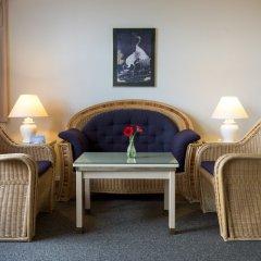 Отель Scandic Falkoner Фредериксберг удобства в номере