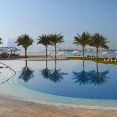 Отель Waldorf Astoria Dubai Palm Jumeirah бассейн